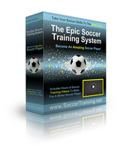 Epic Soccer Training system