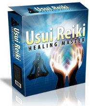 Usui Reiki Healing Master