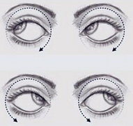 eye exercises to improve vision