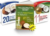 Coconut Oil Secret Nature's #1 Best Healing Superfood