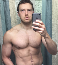 Derek Wahler Flat Belly
