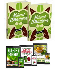 Natural Wonders Miracle Cures the Government Don't Want You to Know